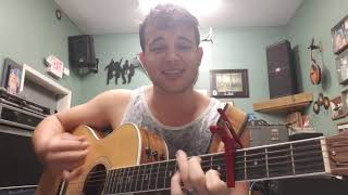 """Luke Combs """"She Got the Best of Me"""" cover by Mathew Ewing Video"""