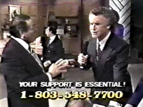 LOOKING FOR: The 'Take It Back' Telethon Featuring Morris Cerullo & Robert Tilton (1990)