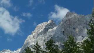 Julian Alps time lapse