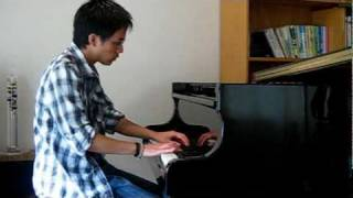"""Sparks Fly"" - Taylor Swift - Cover (Solo Piano Version)"