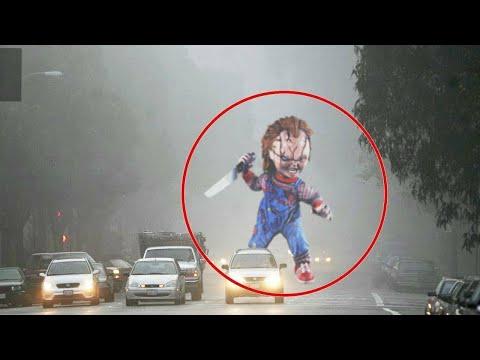 5 Chuckya Uhvacenih Kamerom U Stvarnom Zivotu