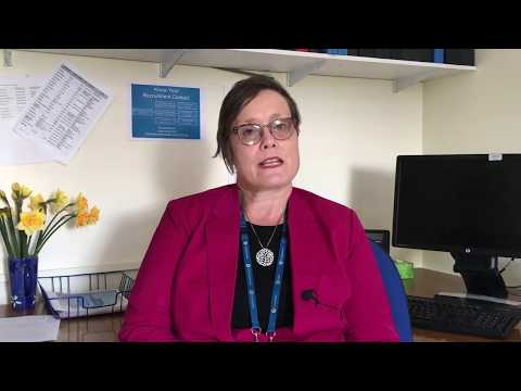 Dr Diana Cassell, Clinical Director - CAMHS