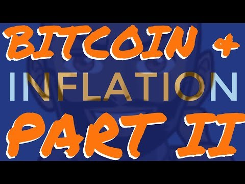 Trump Tax Cuts, Inflation and How They Affect The Future of Bitcoin Part II