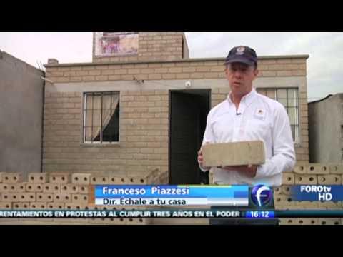 Reportaje Échale a tu casa (Foro TV)