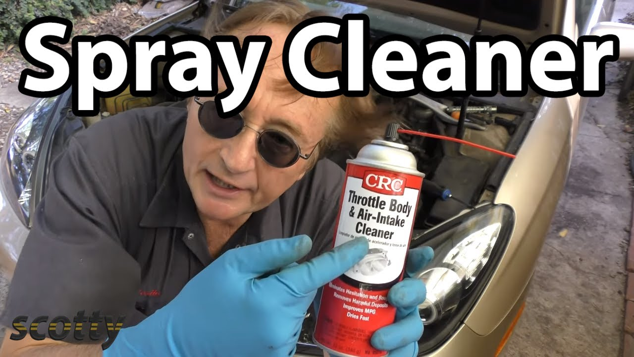 Make Your Car Run Better With A Little Spray Cleaner Youtube Thunderbird Premium Sound Wiring Diagram