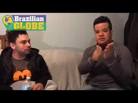 """Entrevista com """"Malandragem"""" Brasileiro acusado de aplicar golpes em Boston, MA"""