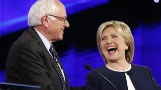 Media Swears Hillary Won Debate. EVERY Poll Says Bernie.