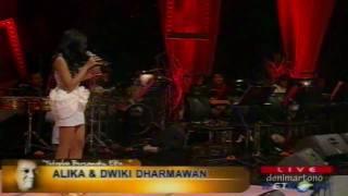 """Alika """"Sahabat Tersayang"""" Tribute To Elfa Secioria 23 Jan 2011 live @ Metro Tv"""