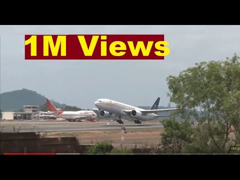 TAKEOFF & LANDINGS | COMPILATON | KARIPPUR INTERNATIONAL AIRPORT | SAUDI AIRLINES | AIR INDIA | JET