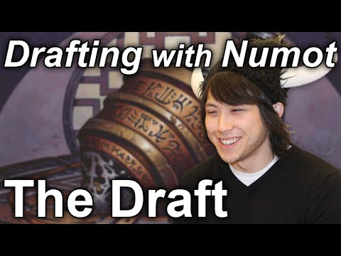 Drafting with Numot: Legacy Cube #2, The Draft