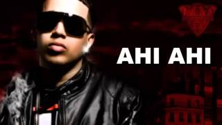 NUEVO► De La Ghetto - Ahi Ahi Ahi (Video Music) (Con Letra) ★Original 2013★