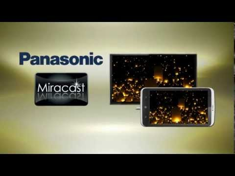 Panasonic VIERA MiraCast Technology