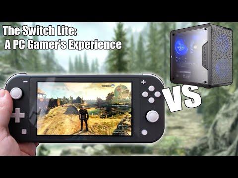Switch Lite Vs Cheap Gaming PC