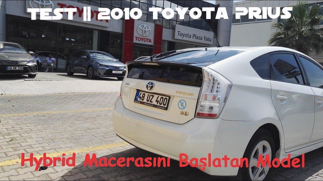 Test    2010 Toyota Prius Hybrid - #61