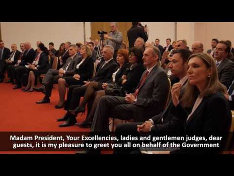 Montenegro: Regional conference on the role of the Constitutional Court