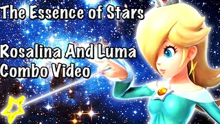 """The Essence Of Stars"" ~ A Rosalina and Luma Combo Video - Super Smash Bros 3DS (60 FPS HD)"