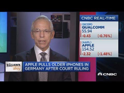 Qualcomm's General Counsel: German Apple ban not up for interpretation