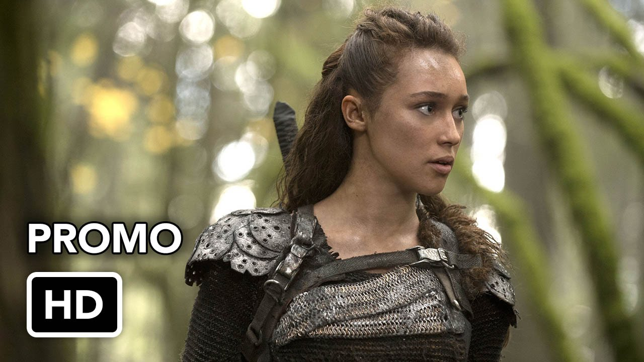 The 100 2x10 Promo Survival Of The Fittest Hd Youtube