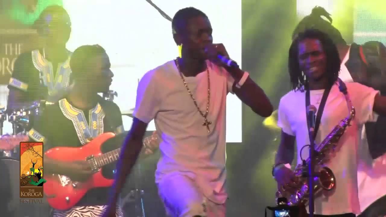 Download Jose Chameleone performs  Shida za Dunia  Live at Koroga Festival 10