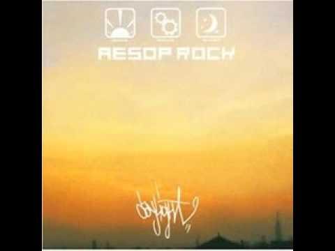 Aesop Rock- Nightlight ( Lyrics )