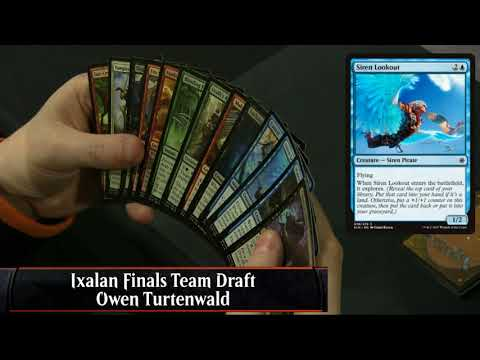 GP Providence Top 2 Draft Turtenwald