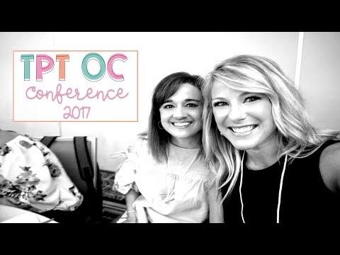 Teachers Pay Teachers Conference 2017 Vlog #TPTOC17