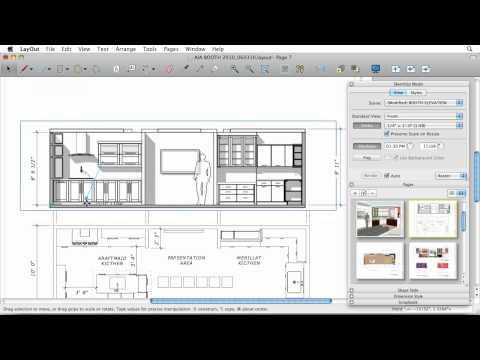SketchUp 8: Drafting in LayOut