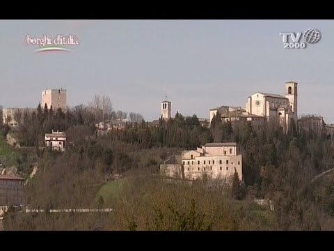 Sassoferrato (AN) - Borghi d'Italia (Tv2000)