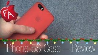 Обзор чехла iPhone 5s Case