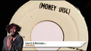 Download Jacob Miller - Love is a Message (1973) Money Disc 1018 MP3 song and Music Video
