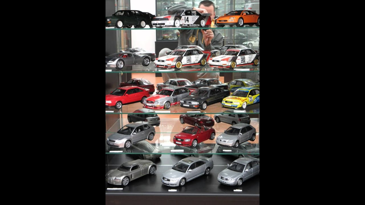 Audi Collection YouTube - Audi collection