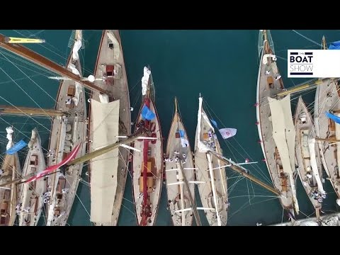 [ITA] LES VOILES D'ANTIBES 2016 - Panerai Classic Yachts Challenge - The Boat Show