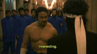 Tak Sakaguchi - Samurai School AKA Sakigake!! Otokojuku