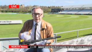 The Romans invented cricket pt1
