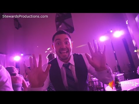 Dallas wedding DJ Gig log the Castle at Rockwall, RCF Speakers ADULT PARTY