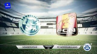Highlights: SønderjyskE 1 - 2 FCN (04.04.2015)