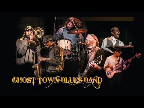 Memphis Blues Ghost Town Blues Band Live