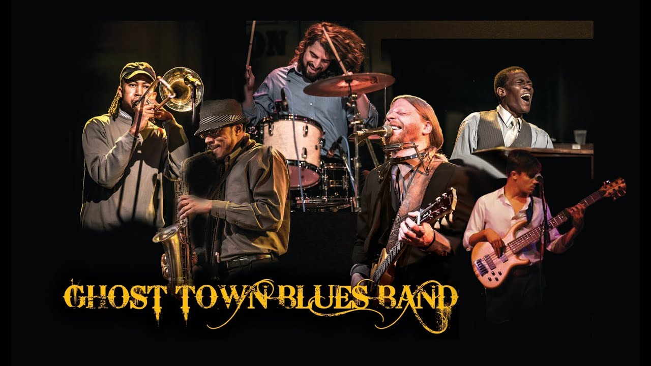 Image result for ghost town Blues band