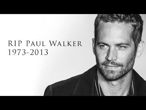 A Tribute To Paul Walker (See You Again)