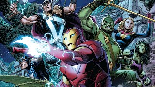 EMPYRE Begins With The AVENGERS ! | Marvel's Pull List