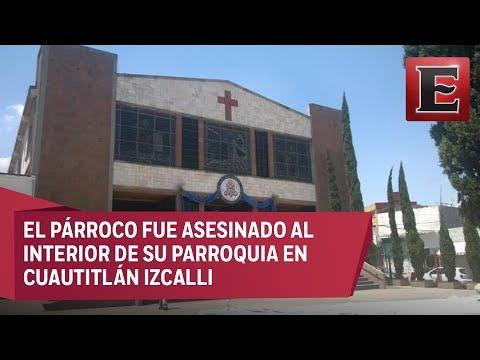 Feligreses exigen justicia para sacerdote asesinado