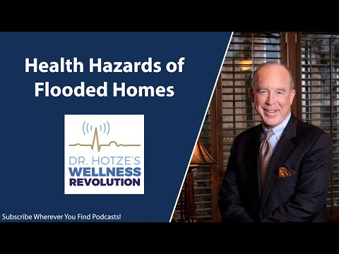 Health Hazards of Flooded Homes