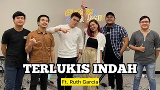 Terlukis Indah (KERONCONG) - Ruth Garcia ft. Fivein #LetsJamWithJames