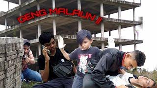Download Drama Spontan : Geng Malaun bhg 2
