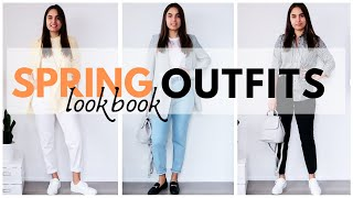 CASUAL SPRING SUMMER OUTFITS IDEAS 2019