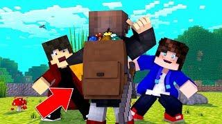 Minecraft: MUNDO L ORESPAWN - MOCHILA GIGANTE - ‹ JUAUM › #99