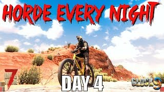 7 Days To Die - Horde Every Night (Day 4)