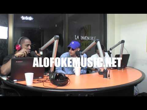 """Histórica entrevista """"Bad Bunny"""" en Alofoke Radio Show!!!"""