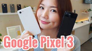 【Pixel 3】グーグルの最新機能がいち早く試せる新スマホ「Pixel 3」「Pixel 3 XL」を動画でチェック|あやのと博士のモバイル最前線 043