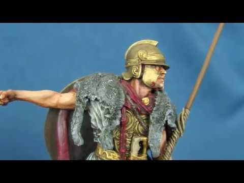 "Nuts Planet ""The Carthaginian"" in 75mm scale"